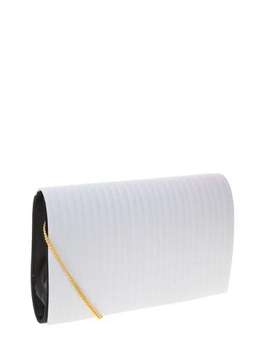 Compania Fantastica Askılı El Çantası Beyaz